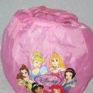 Disney Princess Pink Party Basket Cinderella Belle