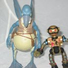 1990 TMNT Fujitoid Teenage Mutant Ninja Turtles Star Wars Watto Lot