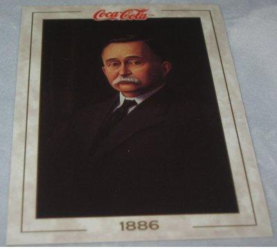 Coca Cola Coke Trading Cards #3 Victorian