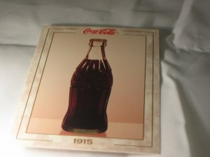 Coca Cola Bottle #21 MINT 1993 Series 1918 Card
