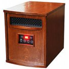 NEW Amish Style 1500 Sq Ft Quartz Electric Infrared Heater