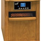 Comfort Zone Oak Infrared Quartz Heater