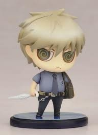 Chiral's Forest Sweet Pool one coin figure TETSUO