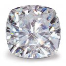 2.0CT CUSHION RUSSIAN LAB DIAMOND SIM 7.50 X7.50MM