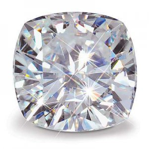 CUSHION RUSSIAN LAB DIAMOND SIM 13.00 X13.00MM