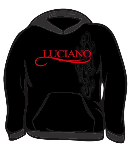 Mens Luciano Hoodie