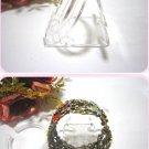 Individual bracelet displays x 50