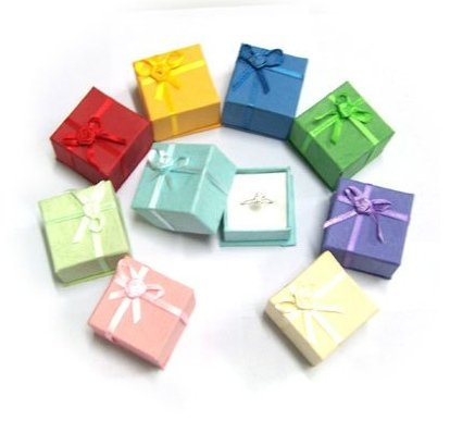 Ring boxes x 120
