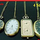 Antique style necklace watch x 16