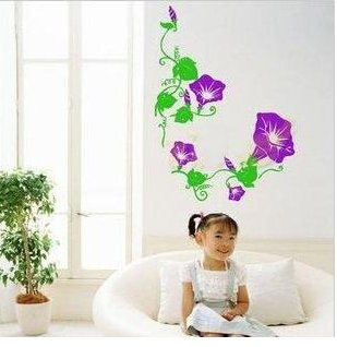 Mixed wall stickers x 50