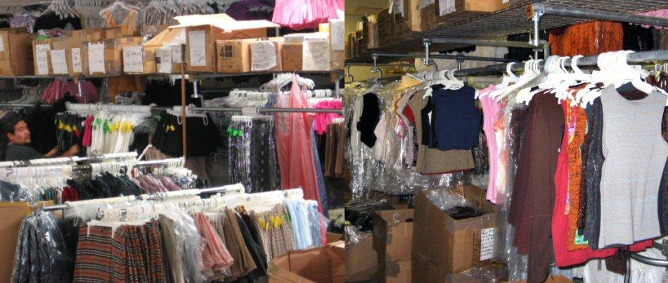 Mixed liquidation clothing x 60 pieces
