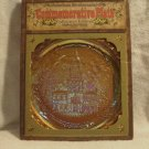 Indiana Glass Co. Bicentennial Plate #1965 Carnival Glass