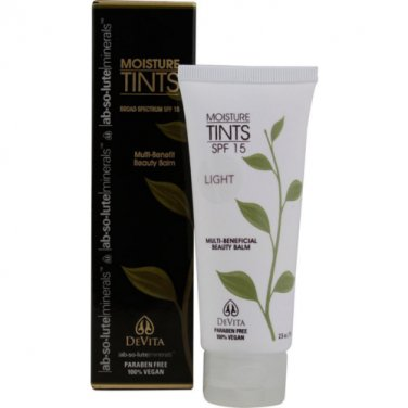 DEVITA Moisture Tints Light with SPF 15 2.5 oz 75 ml LOWEST PRICE FREE SHIPPING