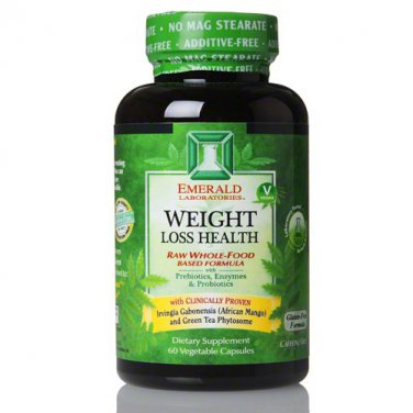 Emerald Labs Weight Loss Health Formula 60 Veg Caps LOWEST PRICE Free Shipping