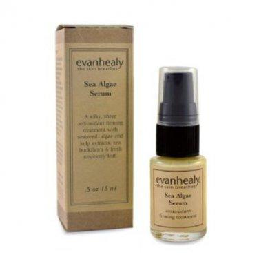 Evan Healy Sea Algae Serum Antioxidant Firming Treatment .5 oz 15 ml  LOWEST PRICE FREE SHIPPING