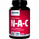 Jarrow Formulas NAC Sustain 600mg 100 tablets
