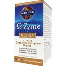 Garden of Life Omega-Zyme Ultra Ultimate Digestive Enzyme Blend, 180 Capsules