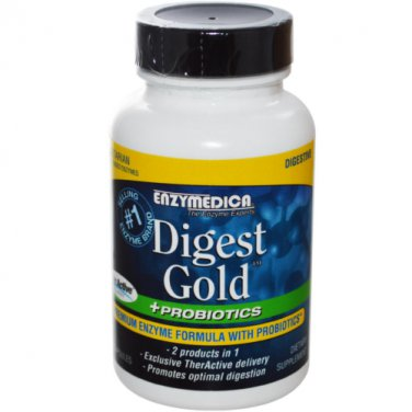Digest Gold + PROBIOTICS 180 Capsules LOWEST PRICE Free Shipping