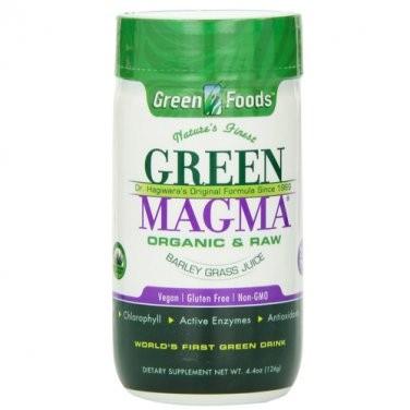 Green Foods Green Magma, 250 Count