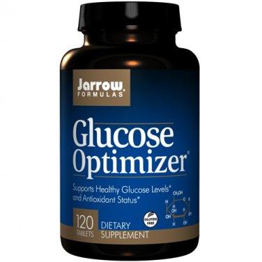 Jarrow Formulas Glucose Optimizer, 120 Tablets