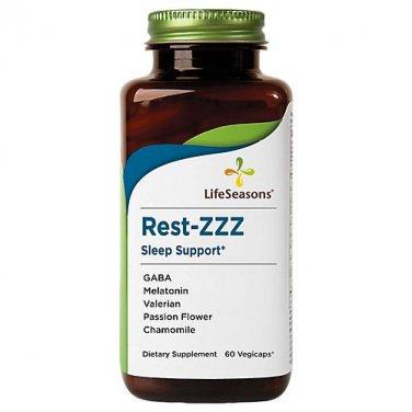 Rest-ZZZ Sleep Support 60 Vegicaps