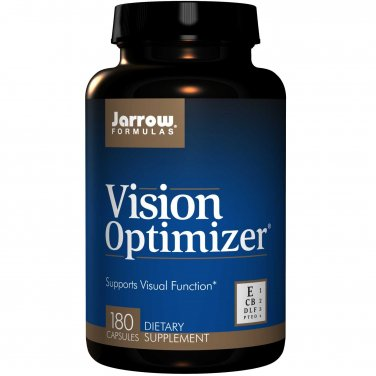 Jarrow Formulas Vision Optimizer 180 caps LOWEST PRICE Free Shipping