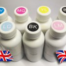 Sublimation Ink, Dye Sublimation Inks - CMYK LC LM - 6 Colors for all Epson printers
