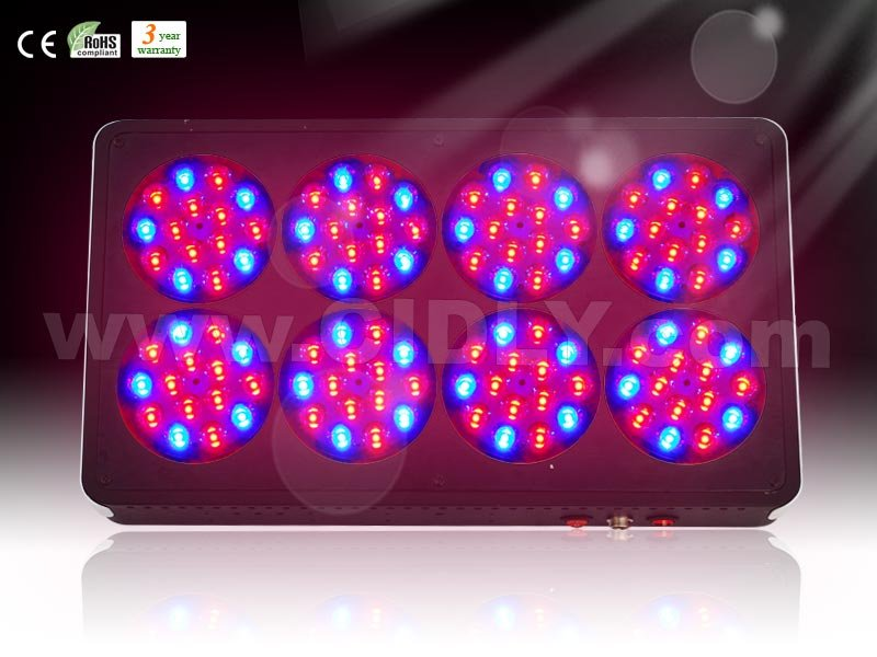 Greenhouse Plant LED grow light source Apollo-8