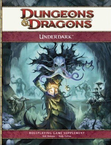 Underdark (Hardcover) NM