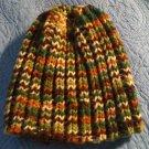 variegated beanie cap hood