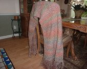 Knit Prayer Shawl lapghan comforter