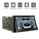 7 Inch 2Din Car DVD Player with TV IPOD Bluetooth RDS