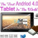 Android 4.0 ice cream OS 7 inch Capacitive Touch 3D Tablet PC
