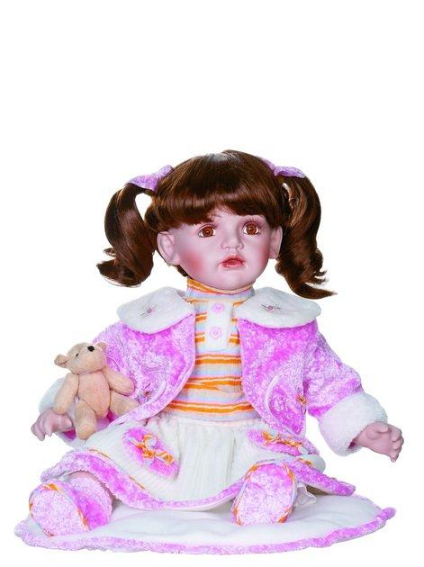 "24"" Collectible Porcelain Doll_EMMA_D24-1054"