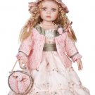 "22"" Collectible Porcelain Doll_Peyton_D22-2053"