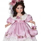 "22"" Collectible Porcelain Doll_Nellie_D22-2045"