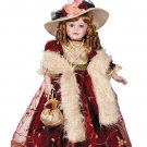"28"" Collectible Porcelain Lady & Victorian Doll > D28-4046"
