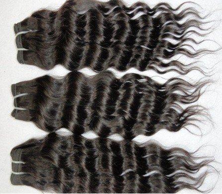 28 Virgin Brazilian Human Remy Hair Extensions Curly 12oz 3pks dark Brown