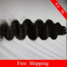 "Virgin Brazilian Human Hair Extensions Weft Weaving body Wave 20""+22""+24"" 3pks 12oz off Black"