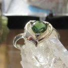 Black Friday Deal: Stellar Chrome Green Elbaite Tourmaline Ring