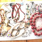 20 necklaces, bracelets ring Express Shell Stone artisan wearable