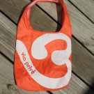 VIA PRIVA ORANGE Tote Bag - Sling Bag Medium sized Bold.