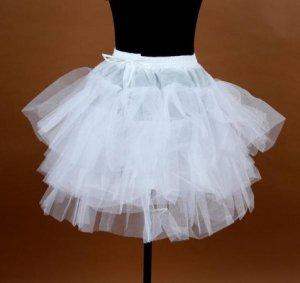 lolita petticoat skirt for cocktail