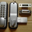 Keyless Machinery Password Push button deadbolt Lock