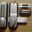 Keyless Machinery Password Push button deadbolt Lock
