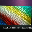 ABSTRACT ART METAL Wall Painting