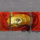 Modern ABSTRACT ART METAL Wall Painting