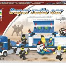 TRUCK SET - BUILDING BLOCKS 417 pcs set, Compatible with LEGO.