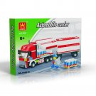 TRUCK SET - BUILDING BLOCKS 310 pcs set, Compatible with LEGO.
