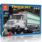 TRUCK SET - BUILDING BLOCKS 352 pcs set, Compatible with LEGO.